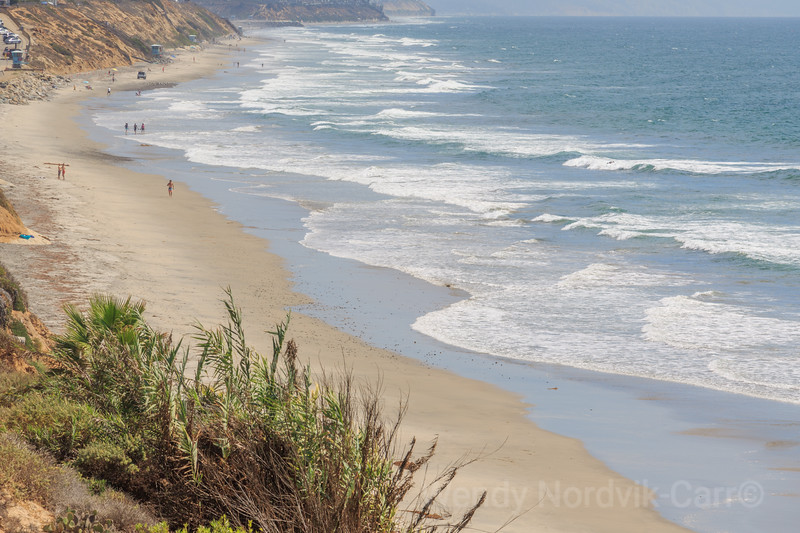 Explore stunning southern California coastline and beaches