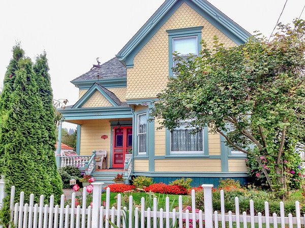 Victorian Homes of Ferndale