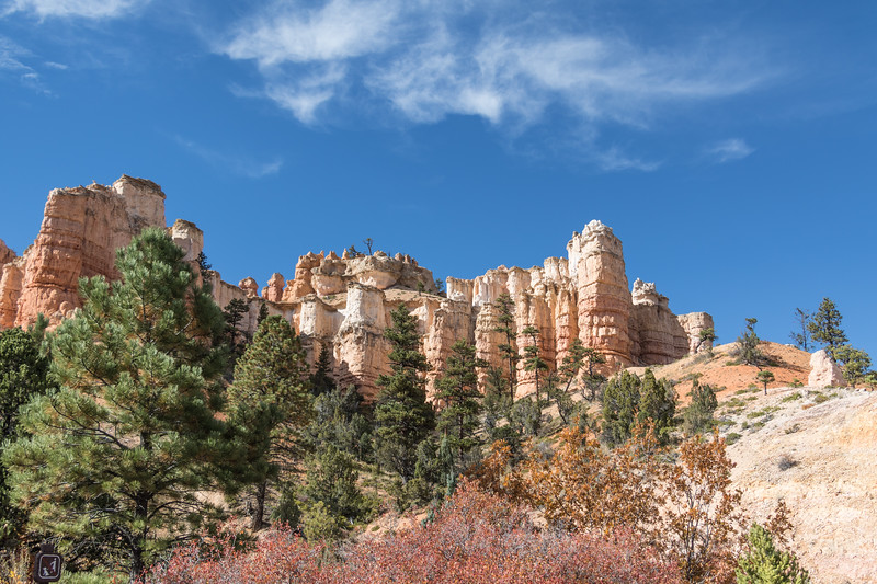 Explore scenic Mossy Cave hiking trail in Bryce Canyon