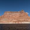 Dramatic scenery of Lake Powell Canyonlands