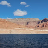 Dramatic scenery of Lake Powell Canyonlands