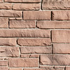 Sandstone brickwork - Utah's most scenic route from Moab to Bryce Canyon