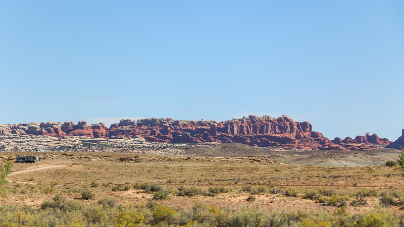 Utah's most scenic route from Moab to Bryce Canyon