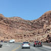 Leaving Moab - Utah's most scenic route from Moab to Bryce Canyon