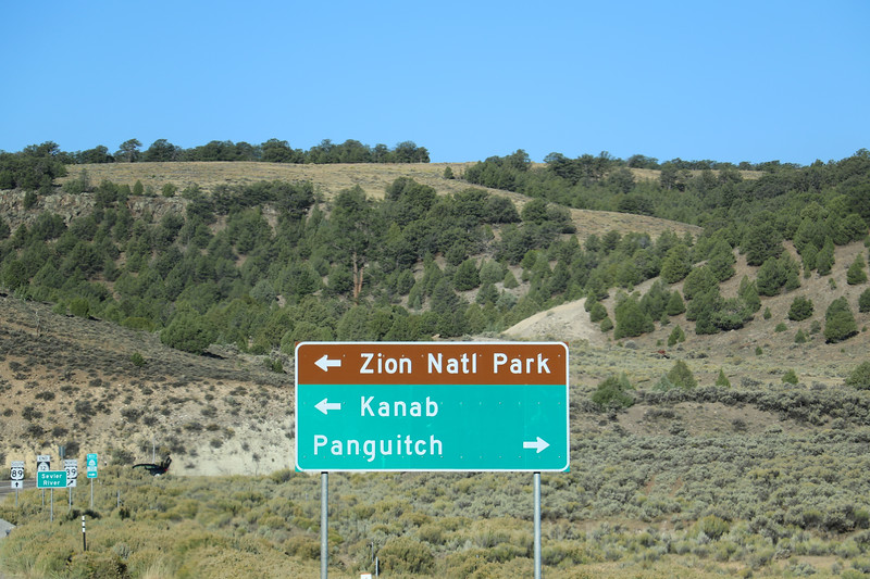 Discover the best route to Zion National Park, Bryce Canyon and Lake Powell