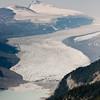 Parker Ridge Hike<br /> Saskatchewan Glacier from the second overlook.