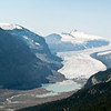 Parker Ridge Hike<br /> Saskatchewan Glacier from the second overlook.