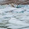 Path of the Glaciers Trail<br /> Icebergs galore.