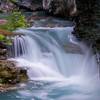 ...others like waterfall photos where the water is blurred into a silky effect.
