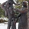 Family Group - 1990<br /> Leo Mol Sculpture Garden