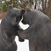 Dancing Bears - 1982<br /> Leo Mol Sculpture Garden
