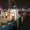 Чуть-чуть темным вечером по портовым местам Сан Франциско. Первый воздух, первая настройка.