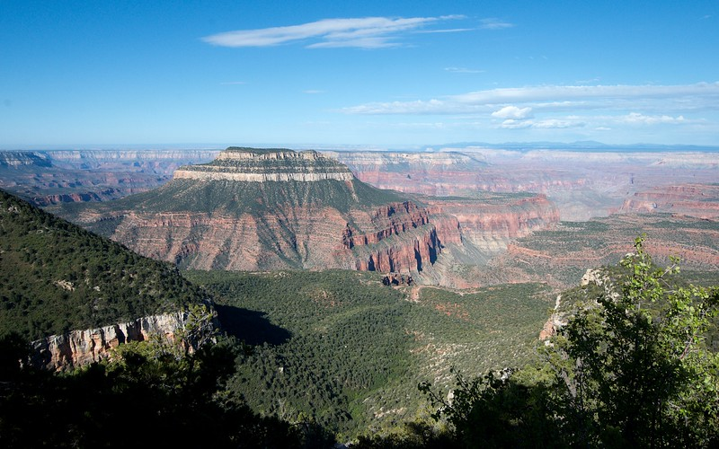 In May of this year we began our exploration of the western United States in all its glory.  Where to start?  The north rim of the Grand Canyon, of course!