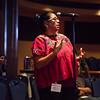 161104-USCB-CA Regina Rizzo at the 2020 Census Tribal Consultations, November 4th 2016, Pala Casino, Resort and Spa, Pala, California USA