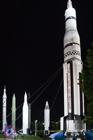 Part of Rocket Park at the U.S Space and Rocket Center, Huntsville, AL (©simon@myeclecticimages.com)