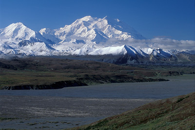 Denali on a clear day