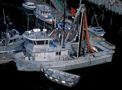 Josie J fishing boat