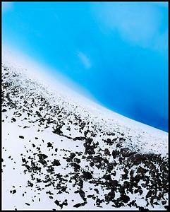 At Matanuska Glacier