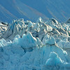Zooming in on Hubbard Glacier