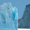 Hubbard Glacier close up