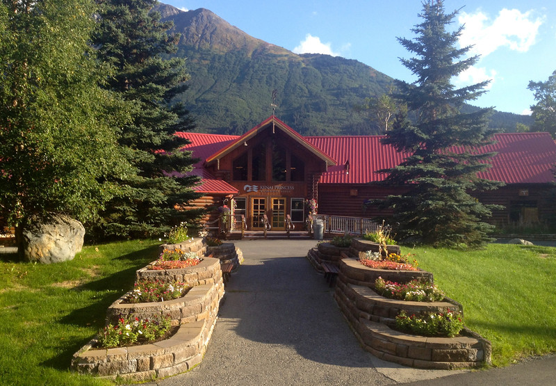 Princess Wilderness Lodge on Alaska's Kenai Peninsula