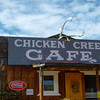 Chicken Creek Cafe in Chicken, Alaska