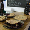 Yum, huckleberry pie!