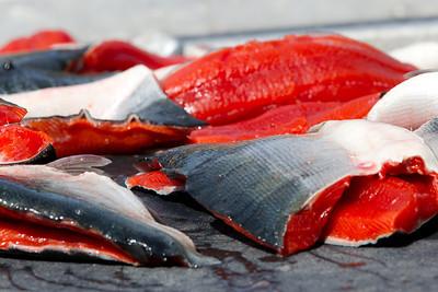 Fresh salmon!!!