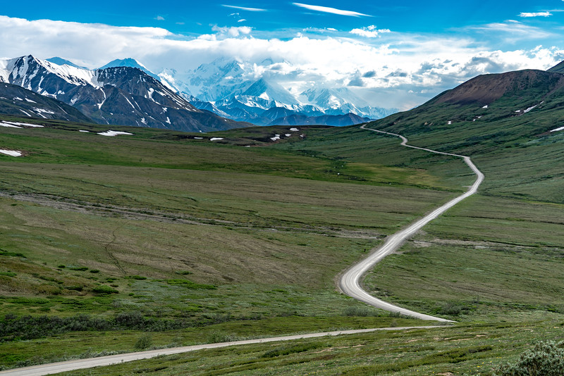 Alaska National Parks You Have to Drive To