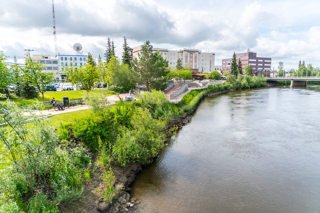 Travel to Fairbanks, Alaska