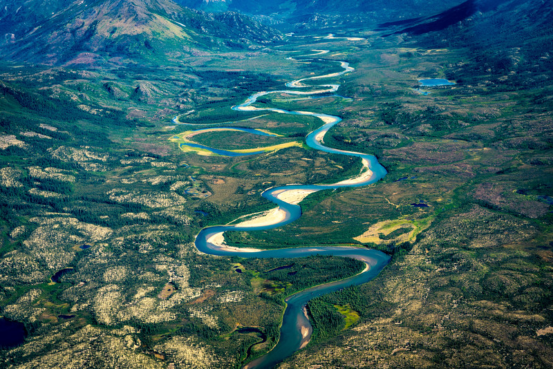 River in Gates of the Arctic National Park