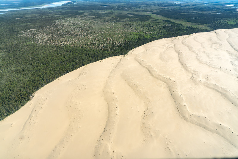 Great Koubk sand dunes
