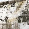 Sublimation, Caribou Creek