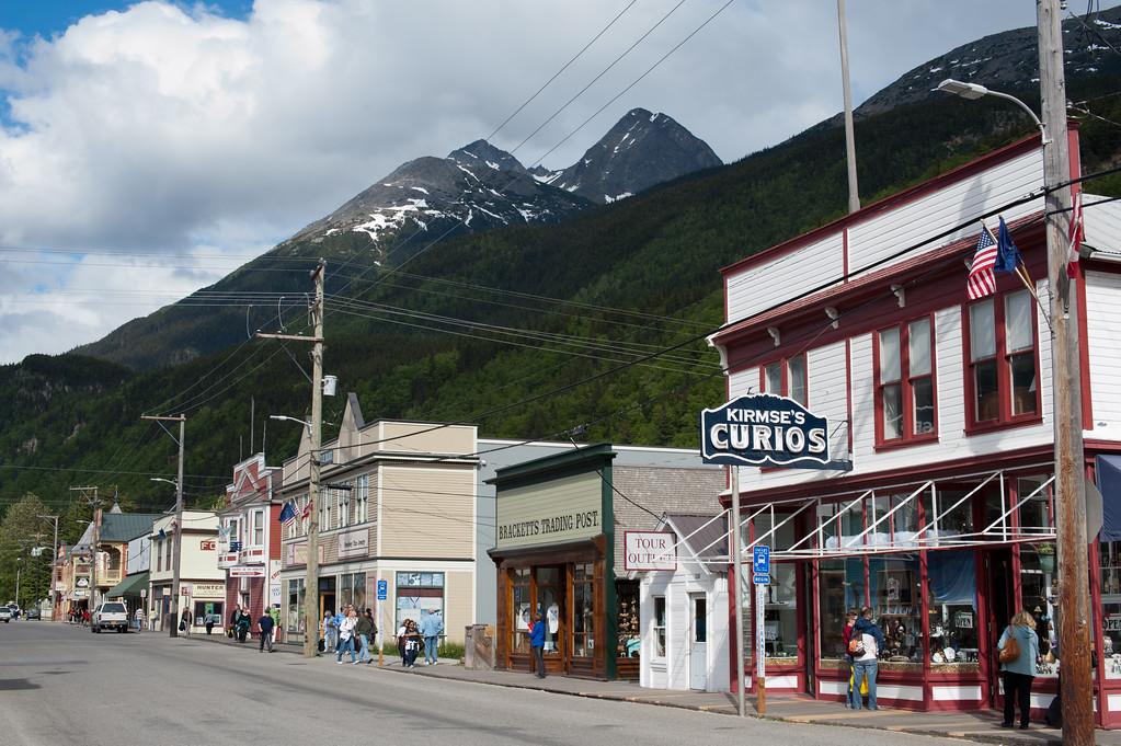 Travel to Alaska
