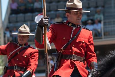 Calgary Stampede 2014 in Calgary, Alberta, Canada
