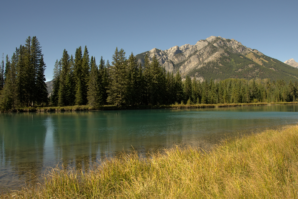 North American National Park #7 - Banff National Park, Alberta