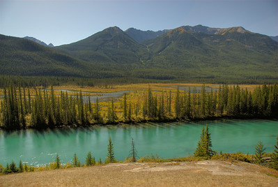 The Canadian Rockies in Alberta, British Columbia, Canada