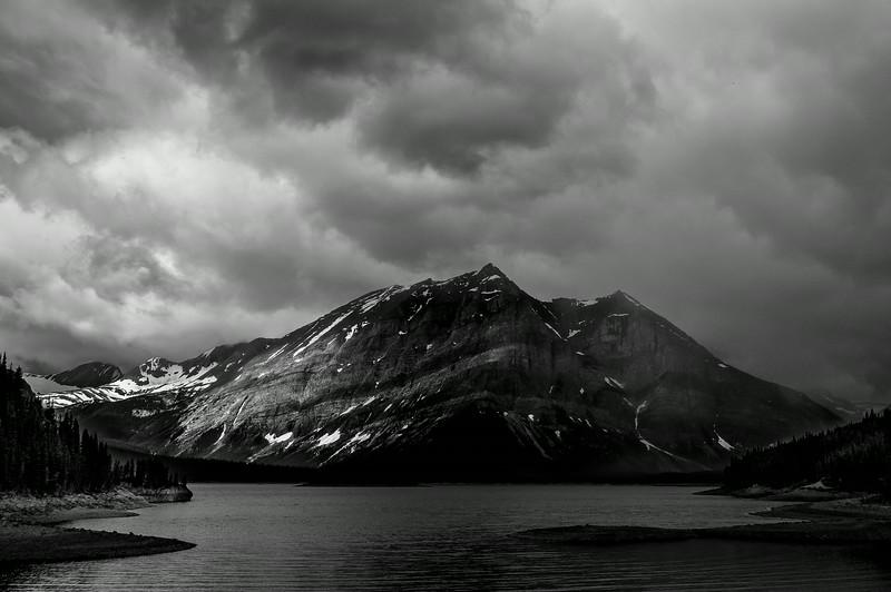 Canadian Rockies in Kananaskis Country, Alberta, Canada