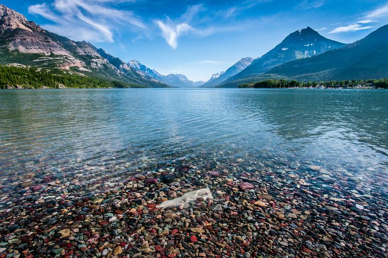 Waterton Lake - Alberta, Canada