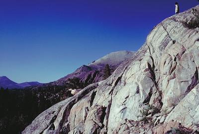 John at Yosemite.