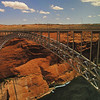 by Naomi: Glen Canyon Dam bridge