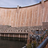 Glen Canyon Dam base