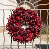 Red Chile Wreath