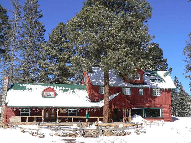 Hannagan Meadow Lodge in Arizona