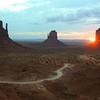 Monument Valley sunrise  #2
