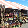African market at Tucson Gem Show