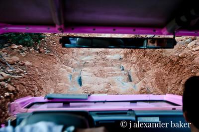 Suzy's Pink Jeep Adventure 1