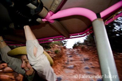 Suzy's Pink Jeep Adventure 2