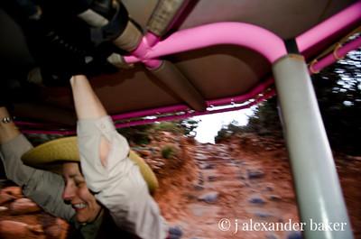 Suzy's Pink Jeep Adventure 2