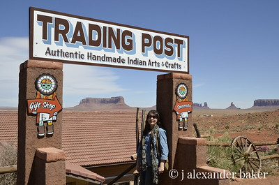 Goulding's Lodge and Trading Post, Monument Valley, Utah